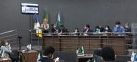A convite de bancada Independente, diretora do HRG fala por mais de 1h na Câmara de Guaraí