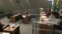 Parlamentares continuam os debates dos Projetos de Leis  e Requerimentos apresentados.
