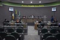 Após projeto de Indicação, vereadores debatem situação do Cemitério Municipal Guaraí