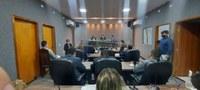 Com presença de Secretários e Prefeita, Câmara finaliza semana de trabalhos