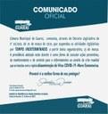 """""""Dispõe sobre a suspensão das atividades legislativas da Câmara de Vereadores de Guaraí"""""""