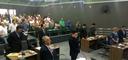 Na manhã desta segunda-feira, vereadores aprovaram projeto de lei que regulamentou o parcelamento dos débitos da Prefeitura de Guaraí junto ao Instituto de Previdência dos Servidores Municipais.