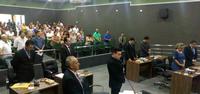 Em dois turnos, Câmara de Vereadores de Guaraí aprova projeto de Lei que parcela débitos da Prefeitura junto ao GuaraíPrev