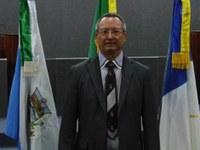 Miltão da Ambulância é o novo tesoureiro da Câmara de Guaraí