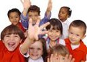 Distribuição de presentes para crianças carentes