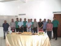 Pais recebem homenagem na Câmara de Guaraí