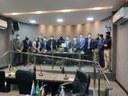 Professores e policial rodoviário são homenageados com moções da aplausos em Guaraí