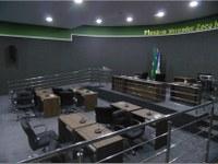 Vista interna do Plenário