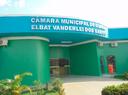 Reforma e ampliação da Câmara Municipal de Guaraí-TO, em fase final