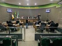 Vereadores de Guaraí analisam projetos de interesse da comunidade na primeira sessão do 2º semestre