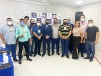 Vereadores de Guaraí participam de curso de formação e qualificação